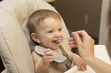 Alimentación infantil en la Farmacia del Aeropuerto