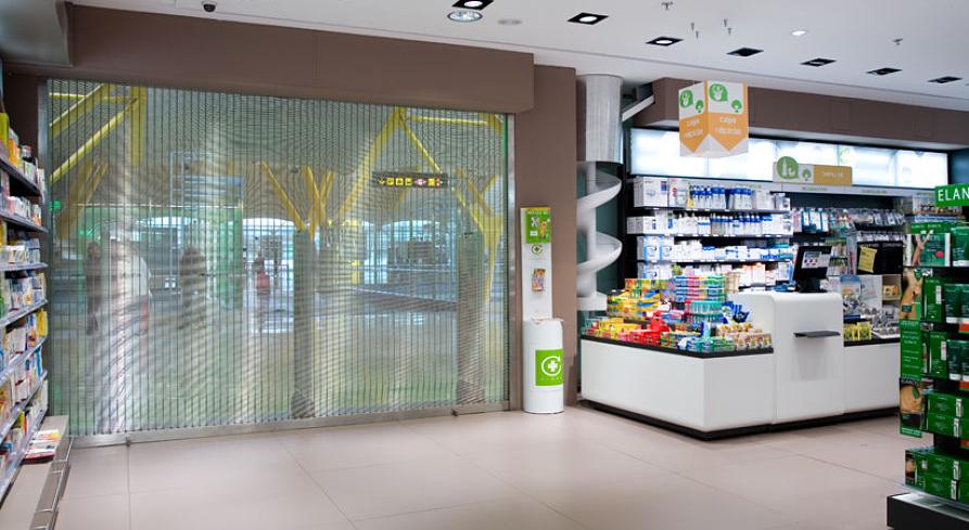 Farmacia Aeropuerto de Madrid