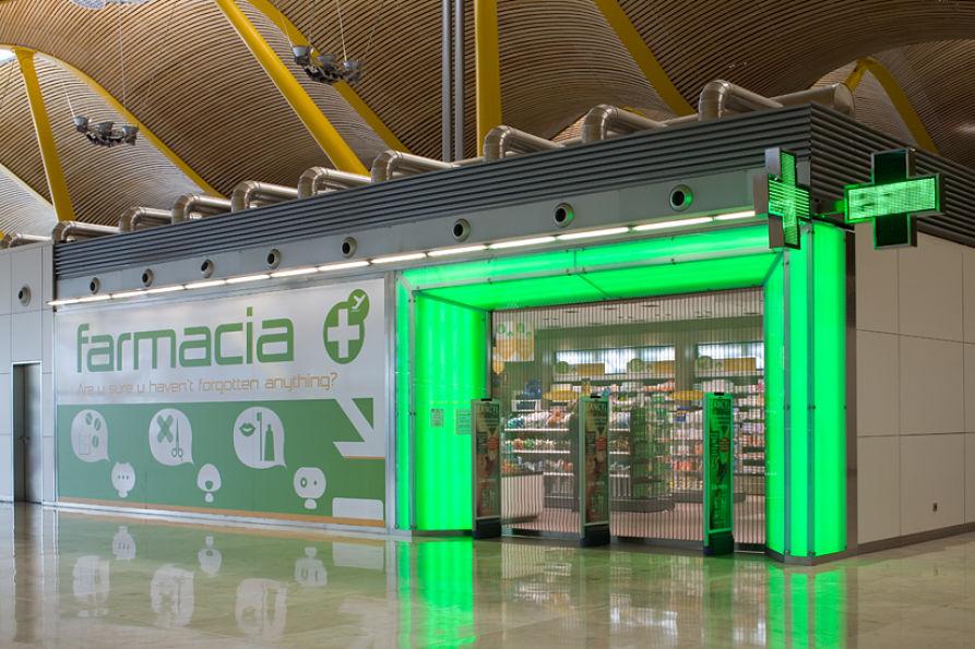 Farmacia T4 Aeropuerto